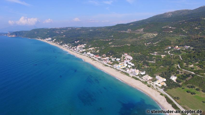 Epirus - Westküste Griechenland