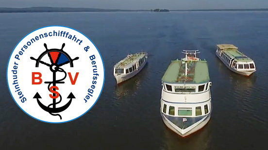 Steinhuder Personenschifffahrt und Berufssegler
